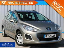 Peugeot 308 1.6 Hdi Sw Access 2012 (62) • from £32.71 pw