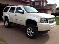 2013 Lifted Chevy Tahoe LTZ