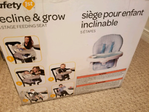 Baby - Safety 1st Recline & Grow Booster Seat
