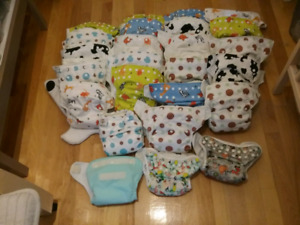 22 Couches lavables Kawaii Baby
