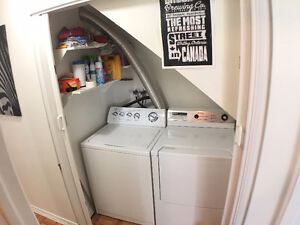 Condo Style apartment 3 1/2 for rent! $600/month