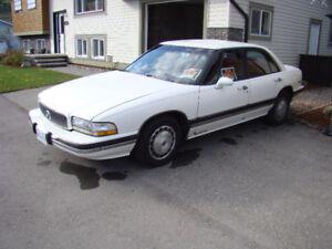 1992 Buick LeSabre Sedan