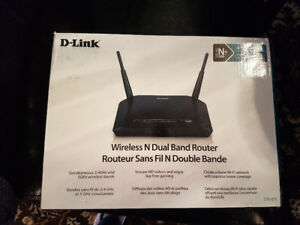D-Link Wireless N Dual Band Router