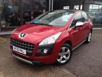 2010 (10) Peugeot 3008 Crossover 1.6 THP (156bhp) Exclusive (Finance Available)