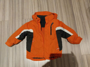 Two piece winter jacket on sale- snow jacket (fit 2-3 year old)