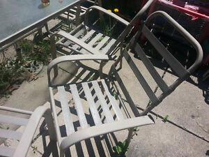 Lawn/ Outdoor chairs