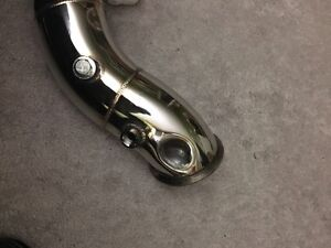 """BMW N55 F Series 4"""" Competition Downpipe-$500"""