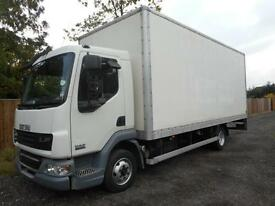 2007 DAF LF FA45.140 7.5T DAY E4 BOX TAIL LIFT BOX VAN DIESEL