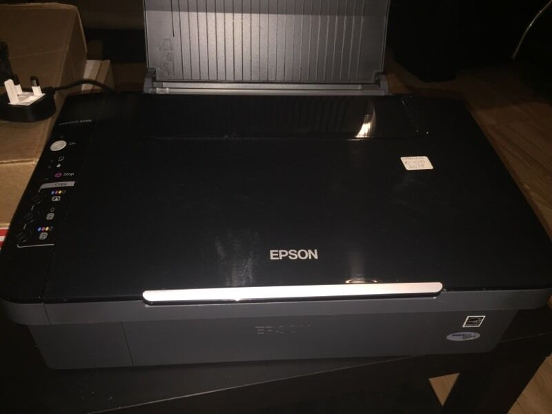 Epson stylus sx105 printer with ink