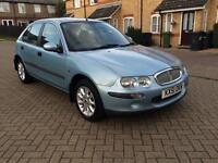 2001 Rover 25 2.0 TD iL Hatchback 5dr Diesel Manual (150 g/km, 99 bhp)