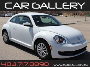 2016 Volkswagen Beetle TSI VW / B.TOOTH / REAR CAM / HTD SEATS