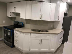 Custom cabinet and countertop all at one stop services