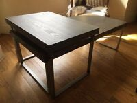 Nolan Coffee Table - 2 pieces