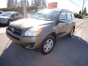 2010 Toyota RAV4 4cl SUV, Crossover Comes With Sefety & E Test
