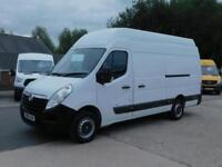 Vauxhall Movano 2.3CDTI 125ps L3H3 R3500 EXTRA HIGH 1 OWNER FINANCE ARRANGED