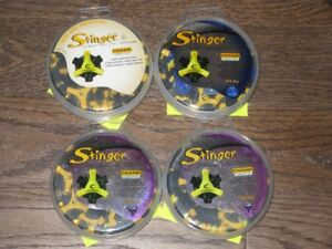 BRAND NEW Stinger Champ Golf Spikes in container