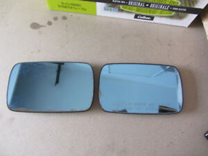 Bmw E46 E39 Door Mirror Glass Driver Passenger Left Right