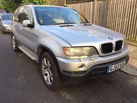 BMW X5 Auto Diesel 2003?MOT TAX LEATHER LUXURY