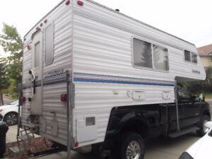 10' foot camper