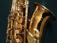 $399.00 NEW SONIC ALTO SAXOPHONES have arrived at MUSIC AID!!