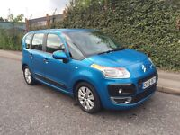 ***2009 CITREON C3 PICASSO 1.6 HDI VTR CHEAP TAX ALL EXTRAS*** £3499! *WARRANTIES+FINANCE*