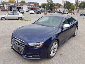 2013 Audi S5  COUPE TECHNIK FINANCING AND LEASING OPTIONS !!!