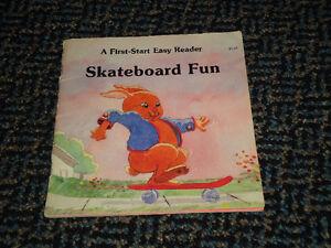 Skateboard Fun Paperback by Stephen Caitlin Kingston Kingston Area image 1