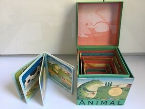 Animal Parade - Storybook & 5 Stackable Play Time Boxes London Ontario image 3