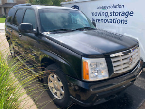 2003 Cadillac Escalade sale/ trade