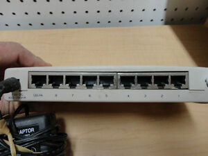 Micronet SP243A 10 Base -T Etherhub Workgroup 9-PORT with BNC Kitchener / Waterloo Kitchener Area image 2