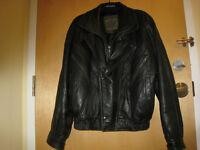 Leather Jacket (men's)