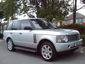 LAND ROVER RANGE ROVER VOUGE 4.4 V8 AUTO 2005 COMPLETE WITH M.O.T INC WARRANTY