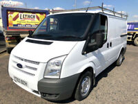 2013 Ford Transit 2.2 260S Low Roof Panel Van,1 OWNER, FSH,70K ( swb 280 300