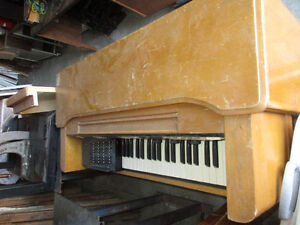 BLOWOUT Used Tube Organ $150.00