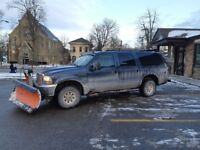 Snow Removal / Snow Plowing / Sub Contract