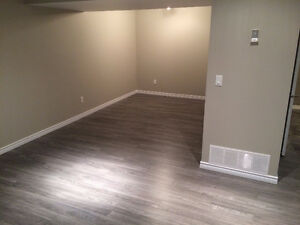 1 Bedroom Basement Suite - NW Regina all utilities included