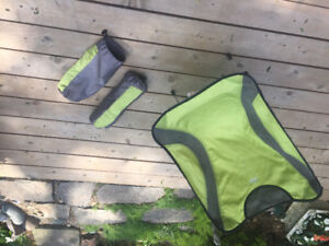 McKinley Ultralight camping chairs x2