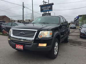*CERTIFIED*7SEATS*2006 Ford Explorer XLT SUV, Crossover