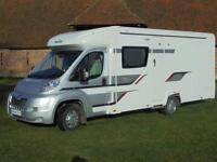 2013 4 Berth Elddis Majestic 155 Motorhome SOLD SIMILAR REQUIRED