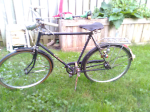 1962 raleigh sport bicycle