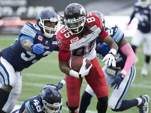 2 PlatinumTickets for Sale for Tomorrows Stamps vs. Argonauts!