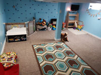 East Elmwood daycare spot available unlicensed pet friendly