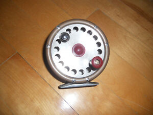 Moulinet a mouche pour canne Dam,Allemagne, Fly reel for rod