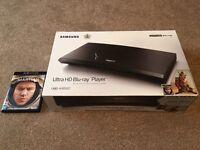 Samsung Ultra HD Blu Ray Player UBD-K8500
