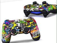 PS4 Controller Stickers & Vinyls NEW