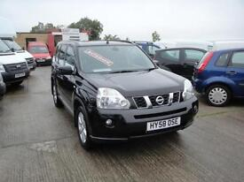 2008 Nissan X-Trail 2.5 Sport AUTOMATIC. Only 45,000 miles. 2 owners FSH. 4WD.
