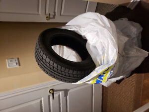4 winter tires. Artic brand. 205/60R16