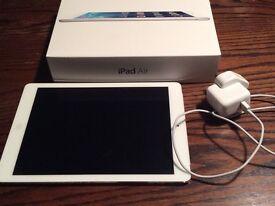 iPad Air 16gb wifi and cellular (Vodafone)