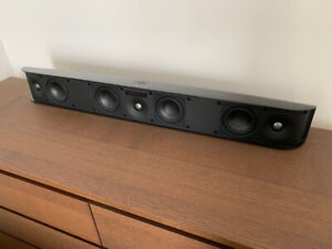 Paradigm Shift Soundscape 5.1 Powered Soundbar Sound bar