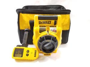 Lazer Dewalt rotatif DW074 neuf avec accessoires et sac 399.95$